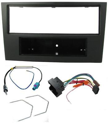 CT24VX19 Vauxhall Astra H 2004 On Car Stereo Radio Double Din Fascia Facia Panel