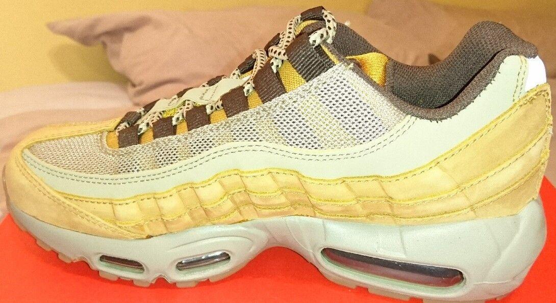 Nike AIR MAX 95 Scarpe da Ginnastica Ginnastica Ginnastica da Donna Invernale Nuovo Con Scatola Scarpe da ginnastica donna Bronzo Brown 6c2023