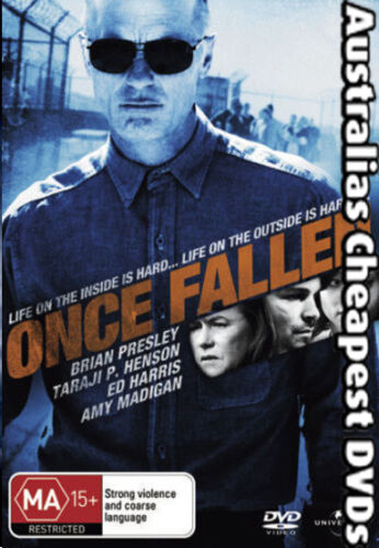 1 of 1 - Once Fallen DVD NEW, FREE POSTAGE WITHIN AUSTRALIA REGION 4
