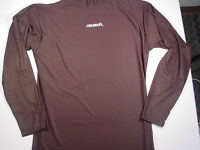 Reusch Power Xtra Dri L/s Soccer Undershirt Base Layer 1308002s Black