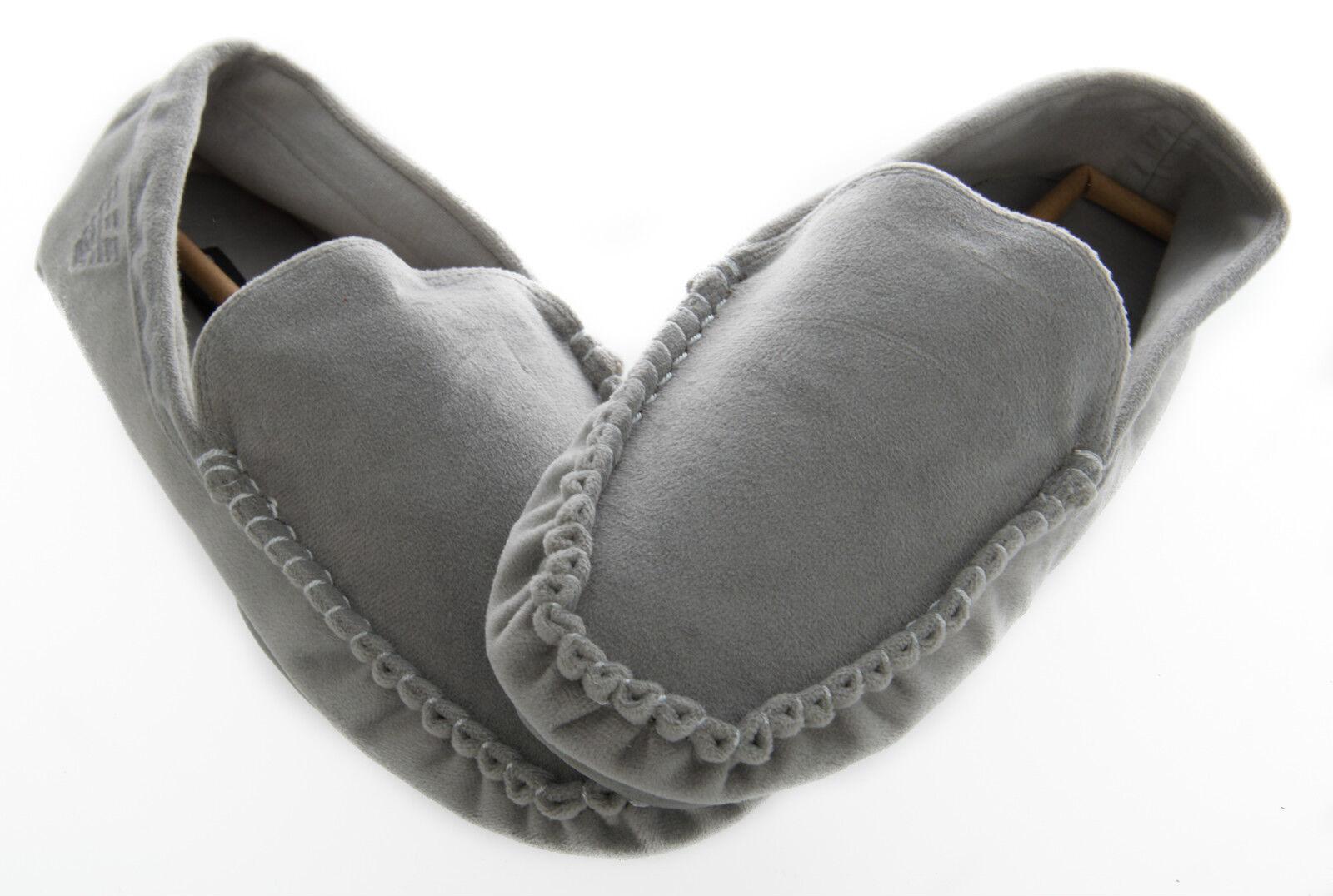 Pantofola ciabatta mocassino EMPORIO ARMANI 111400 4A577 taglia 39 c.00042 grigio | Prima qualità  | Uomo/Donna Scarpa