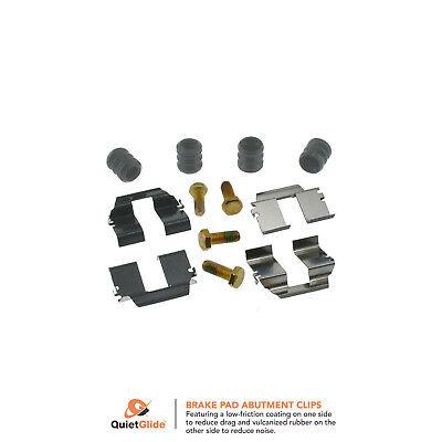 Rear Carlson 13254 Disc Brake Hardware Kit