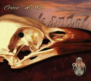 OMNIA-Crone-Of-War-Re-Release-CD-Digipack-2018
