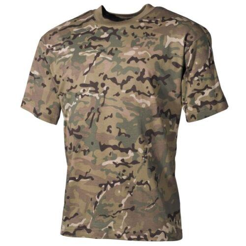 MTP Kinder T-Shirt operation-camo halbarm