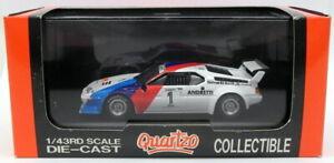 Quartzo-escala-1-43-Modelo-de-Coche-3038-BMW-M1-M-Andretti-Monza-1979