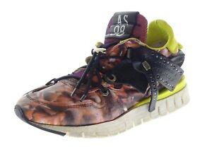 A.S.98 Damen Schuhe Sneaker Laufschuhe Freizeitschuhe Leder Gr 37