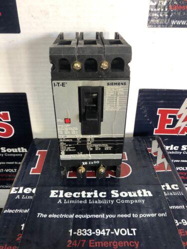 Siemens ITE Circuit Breaker HED43B070 70 Amp 480 Volt 3 Pole