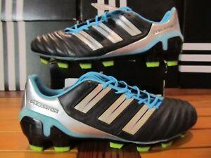 Dettagli su Nuovo Donna Adidas Adipower Predatore TRX Fg W 10 G41438 Tacchetti da Calcio