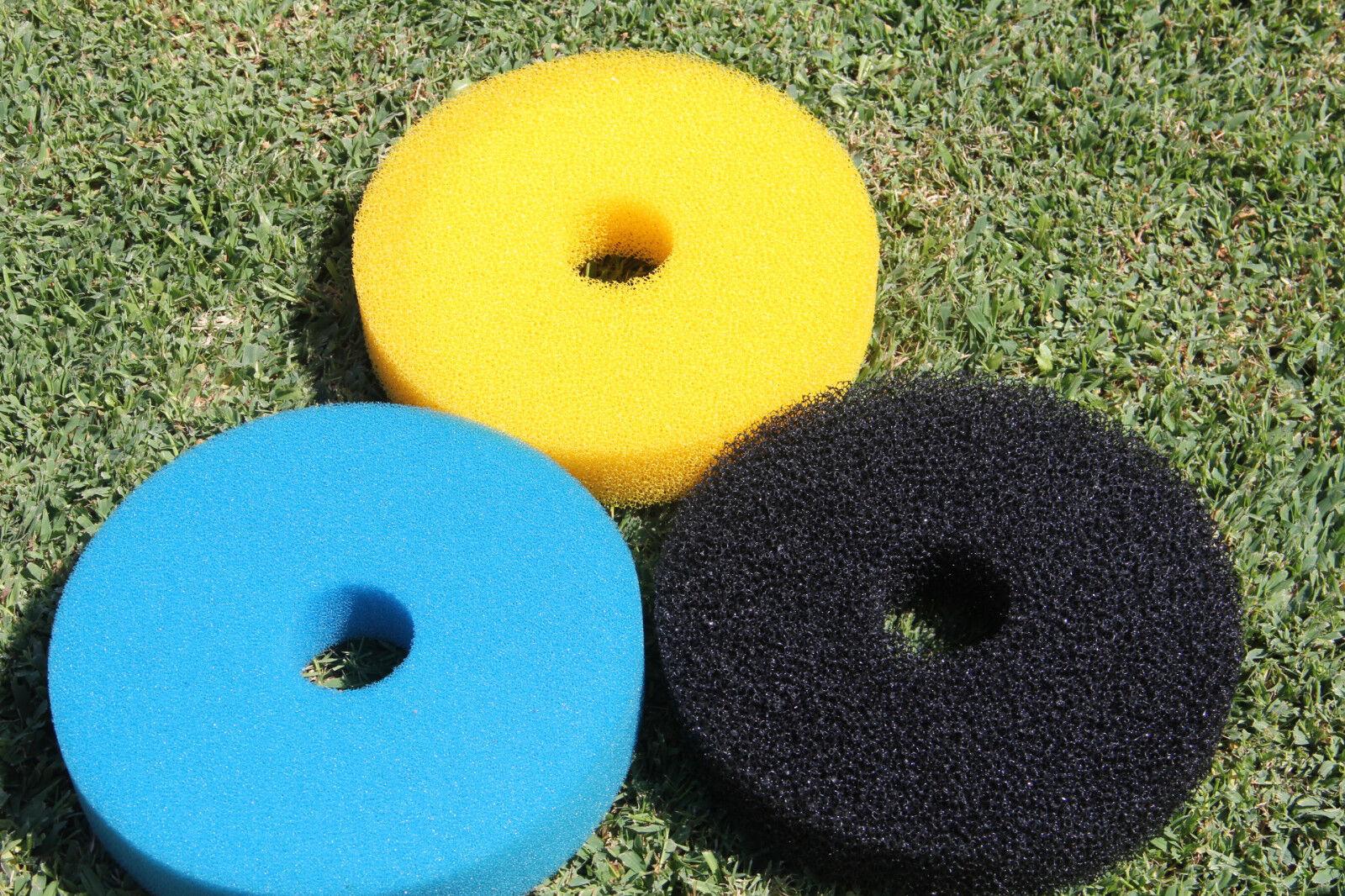 Original Replacement Pads for Jebao Bio Pond Filter CF30 CF20 3pcs