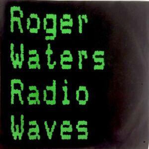 ROGER-WATERS-ex-Pink-Floyd-Mint-7-034-1987Vinyl-Radio-Waves-Deutsche-Pressung
