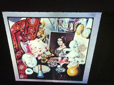 Audrey Flack Leonardo S Lady Photorealism 35mm Modern Art Slide Ebay
