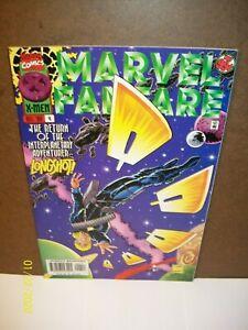 Marvel-Fanfare-4-December-1996-Marvel-Comics-NM
