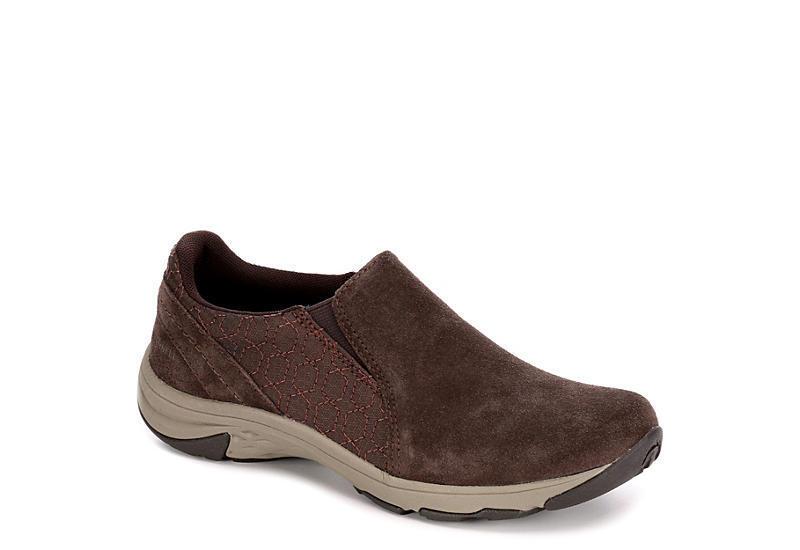 Merrell Ryeland Moc Womens Suede Slip On Casual Hiking Walking shoes UK6.5