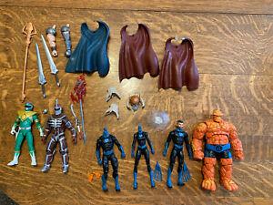 Marvel Legends Odin BAF Fantastic Four Power Rangers Lord Zedd Green Ranger