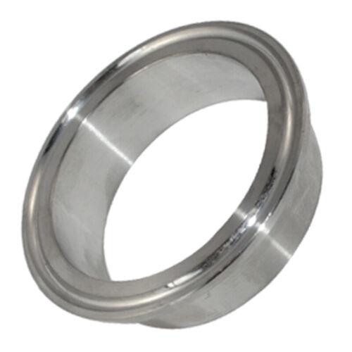 """Φ102 4/"""" Sanitary Weld Pipe w// 115MM Ferrule Flange SS304 fitings 4/"""" Tri Clamp"""