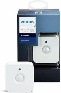 Detalles de Philips Hue Sensor de Movimiento Controlable Vía WiFi Alexa Apple HomeKit Google