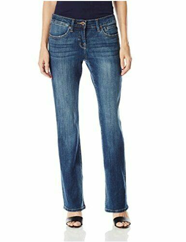 Lucky Brand Women/'s Jeans Distressed Stretch Sophia Boot Cut Size 6 Or 28 X 31