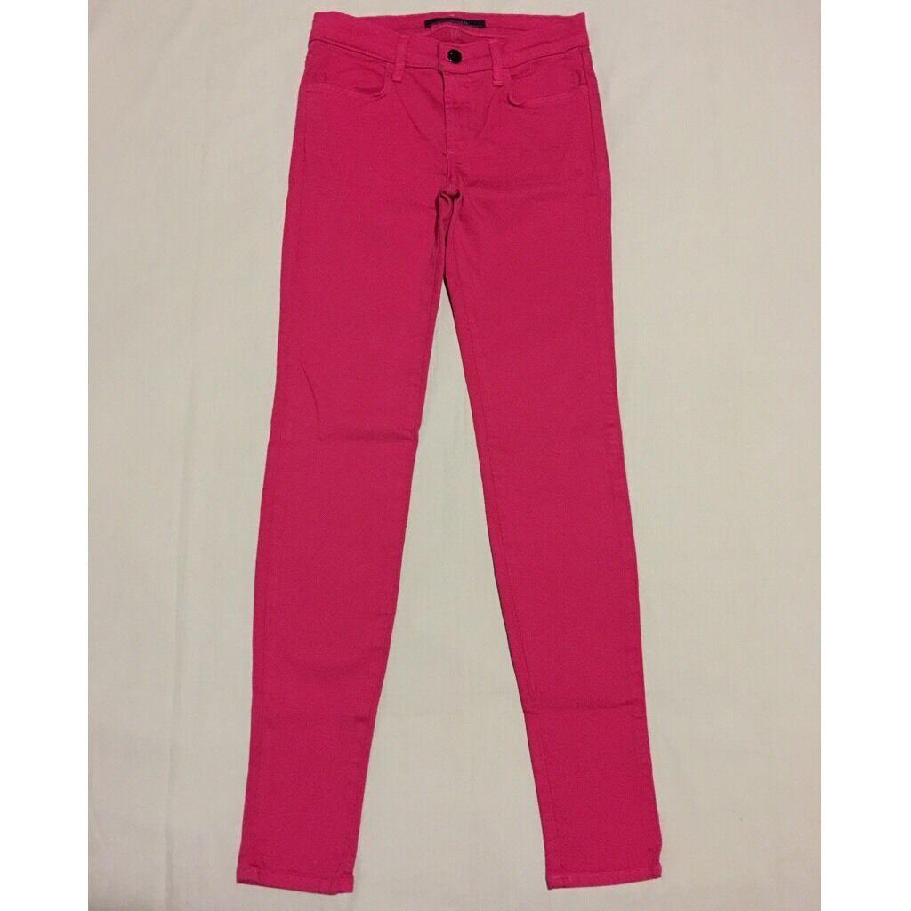 J BRAND Women's Mid-Rise Super Skinny Retail   198 (NWT)