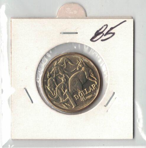 1985 Australia One Dollar Coin uncirculated