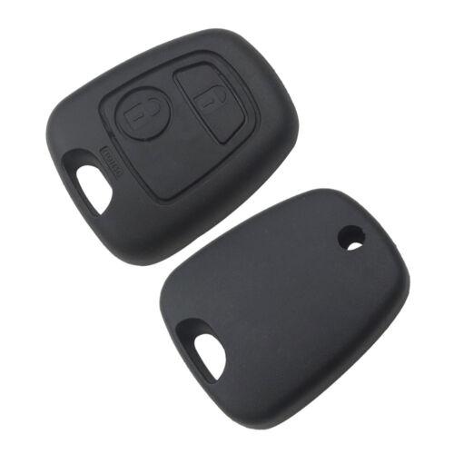 Gehäuse Hülle Fernsteuerung Schlüssel Plip für Citroen Peugeot Xsara Picas