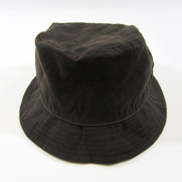 Adults Waxed Waterproof Bush Hat Wax Country Wide Brim Bucket Boonie ... 58255c2a522