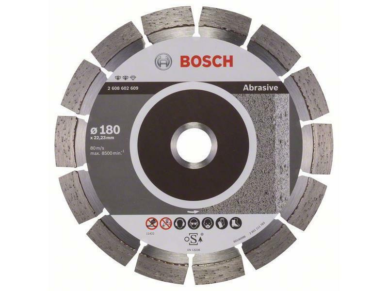 Bosch Diamanttrennscheibe Expert for Abrasive | New Style  | Passend In Der Farbe  | Gewinnen Sie hoch geschätzt  | Erste Kunden Eine Vollständige Palette Von Spezifikationen