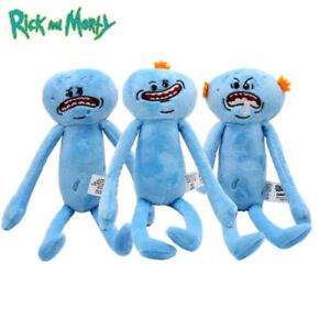 Rick-and-Morty-Sad-Meeseeks-Mr-Meeseeks-35cm-Plush-Toy-Set-of-3-Melbourne-Stock