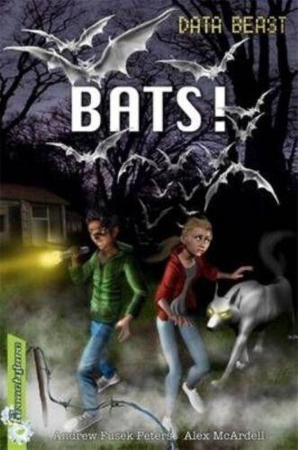 1 of 1 - Fusek Peters, Andrew, Bats! (Freestylers Data Beast), Very Good Book