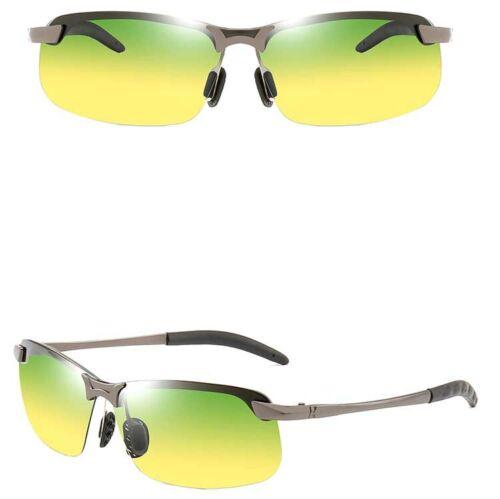Polarized Sunglasses HD UV400 Lens Outdoor Fishing Driving Pilot Glasses Eyewear
