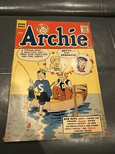 ARCHIE-Comics-121-1961-Archie-is-Dreaming-of-Betty-amp-Veronica-FN-5-5