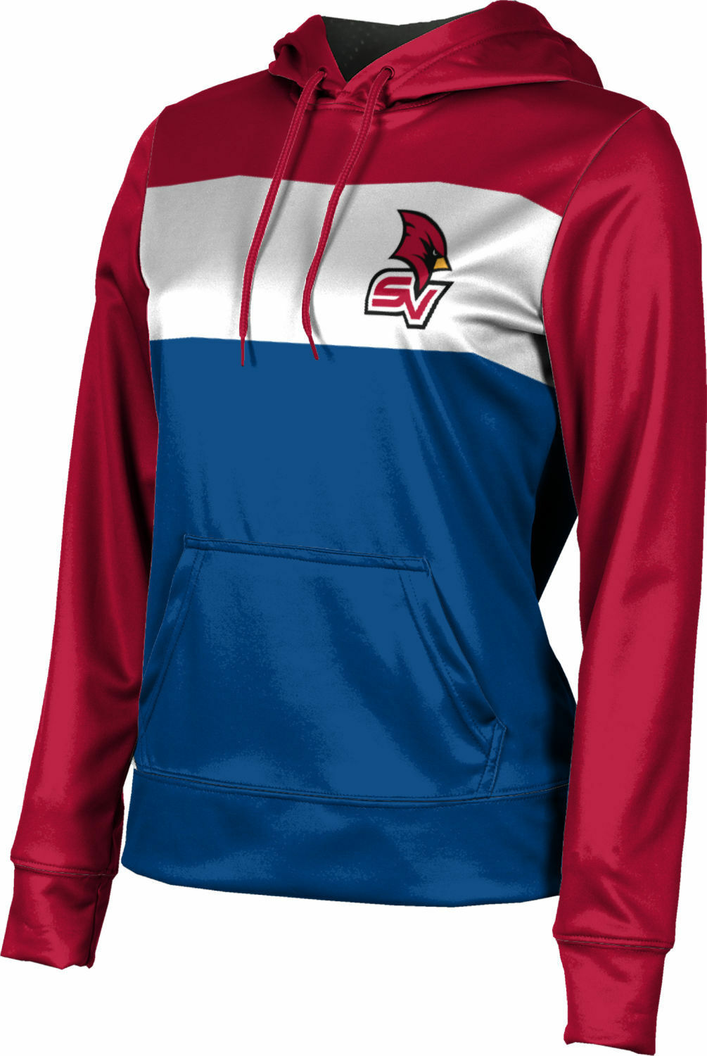Women's Saginaw Valley State University Prime Hoodie Sweatshirt (Apparel) (SVSU)
