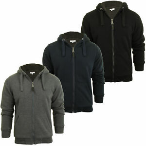 Xact-Mens-Hoodie-Heavy-Sherpa-Lined-Jacket-Zone