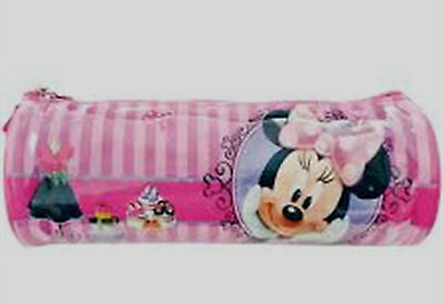 Size approx 24 x 7.5 cm SOFIA the FIRST Round Pencil Case with Zip