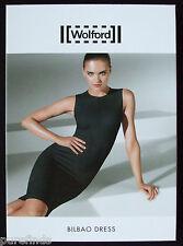 WOLFORD BILBAO DRESS BLACK SIZE MEDIUM, GREAT SHAPING, UK 12-14, USA 8-10, NWT