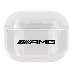 Mercedes Benz Amg Logo Airpods Pro Case Clear Ebay