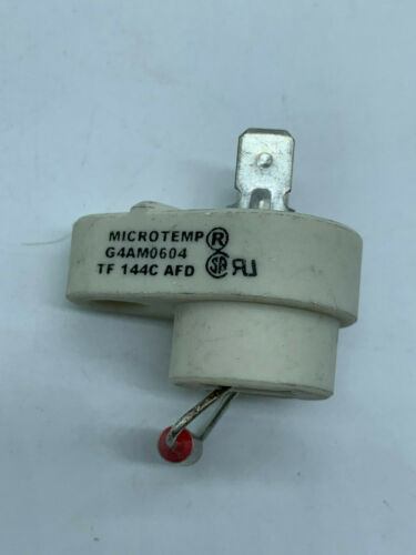 104C MicroTemp G4AM0604 Roll Out Swith for burner flame