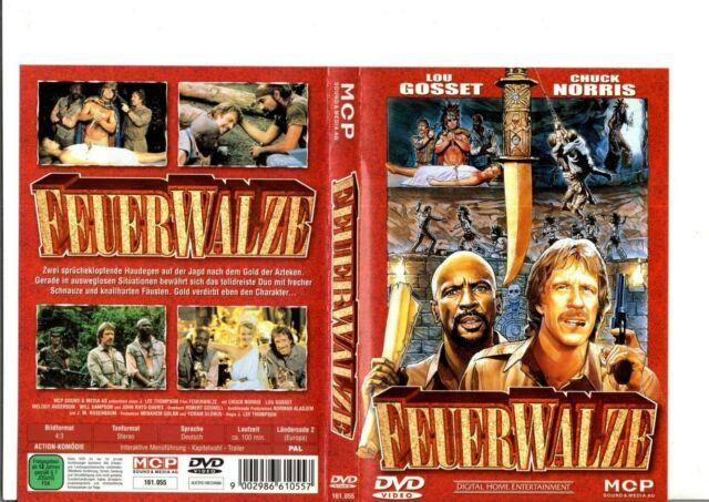 Feuerwalze - Chuck Norris / DVD 1476