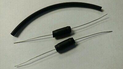 Pair of In Line Speaker Bass Blockers Blocker 18 KHz @ 4 OHM 9 KHz @ 8 OHM