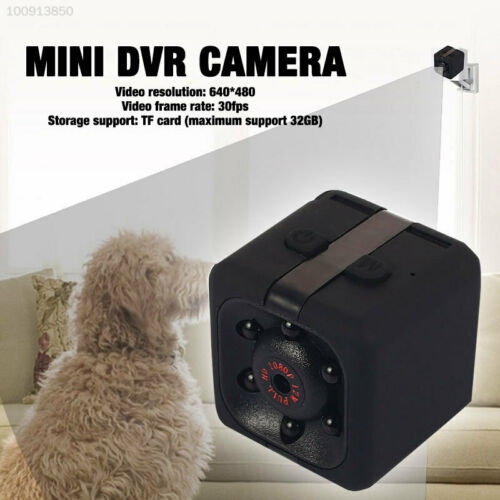 66ED Night Vision DVR  Sports Camera Safety Security Micro Camera Multifunction