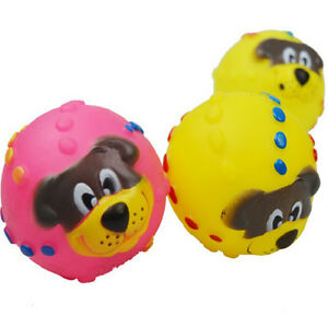 Giggle-Ball-Pet-Dog-Tough-Treat-Trainning-Chew-Sound-Food-Activity-Toy-Squeaky-F