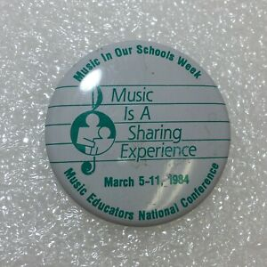 Vtg-1984-Music-Schools-Experience-Educators-National-Conference-Pinback-Button