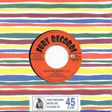 45 SP Crazy Cavan 'n' The Rhythm Rockers - Teddy Boy Rock'n'Roll - T. Boy Boogie