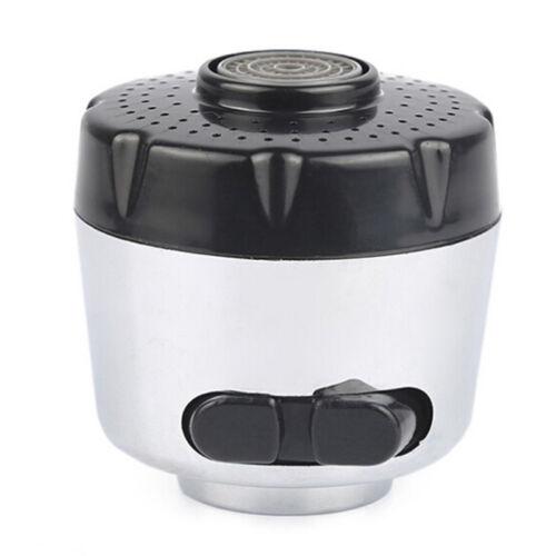 Kitchen Water Saving Aerator Home Adjustable Sink Sieve Set Spout Tap N7