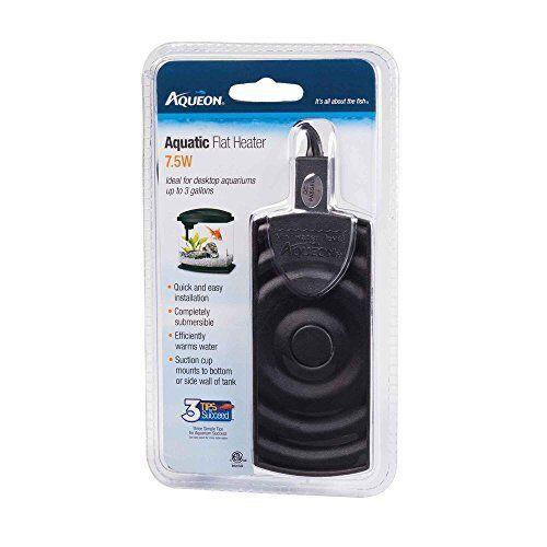 Aqueon Aquatic Flat Heater, 7.5 Watts