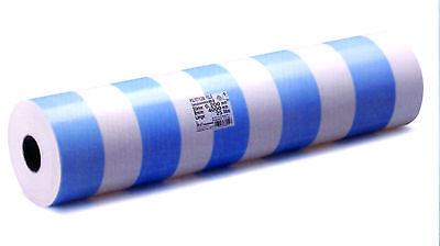 200 My Dampfbremse Dampfsperre Blau/weiß 100 M²; 2x50 M Fürs Dach Dampfsperren