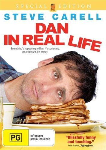 1 of 1 - Dan in Real Life DVD NEW
