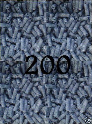 200 Rouleaux Pour DCA conduit//grip fils Plomb Moule Bleu