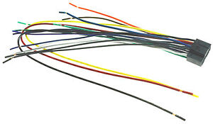 Details about WIRE HARNESS FOR KENWOOD DNX-571HD DNX571HD *PAY TODAY on