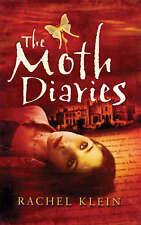 Very Good 0571219713 Paperback The Moth Diaries Klein, Rachel