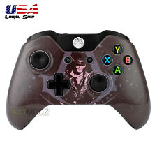 Assassin Faceplate Front Shell Case Cover Repair Mod for Xbox One Controller